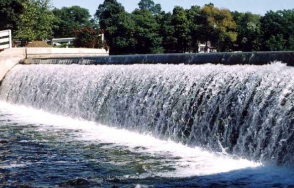 oconomowoc waterfalls